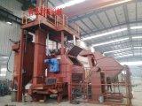 Nicht spröder Teil-Gleisketten-Typ Granaliengebläse-Reinigungs-Maschinen-Hersteller