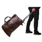 [هيغقوليتي] [جنوين لثر] حامل متحرّك سفر حقيبة حقيبة ([رس-جم160810])