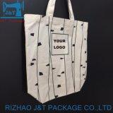 2017 Promotion Sac avec lacet de serrage de polyester, de promotion sac de toile de coton, sac en coton biologique
