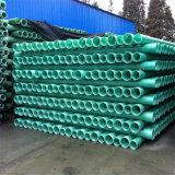 Bom preço Underground Processo bobinar filamentos de fibra de tubos de PRFV GRP