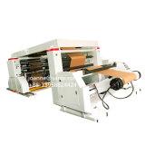 Haute vitesse Type d'étagère de refendage en papier machine contrôlés par le PLC