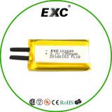 Batterij 102649 van het polymeer 3.7V 1350mAh Navulbare Li-IonenBatterij voor GPS