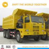HOWO 6X4 판매를 위한 유압 광산 덤프 트럭