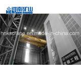 Un ~ da 75/20 di tonnellata gru metallurgica ambientale del pezzo fuso da 320/80 di tonnellata