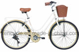 "Bike города велосипеда города сбор винограда Bike 26 города 6 повелительниц стальной рамки велосипеда сбор винограда скорости """