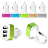 Großhandelsform-Entwurf schnelle aufladenauto-Aufladeeinheit USB-3