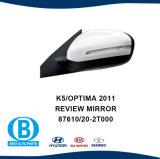 KIA K5 Espelho de Revisão Optima 2011 87610/20-2T000