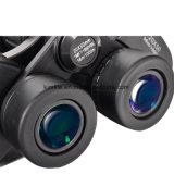 (KL10027) resistente al agua 20X50Telescopio binocular, es fácil llevar prismáticos plegable