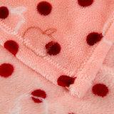 Домашними напечатанное постельными принадлежностями одеяло ватки полиэфира