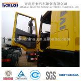 Iveco 420HP de Vrachtwagen van de Kipper van de Stortplaats van de Steen van de Lading van de Motor van de Curseur