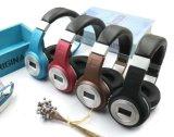 La cuffia avricolare di Bluetooth con lo schermo del LED e FM, supporta la micro deviazione standard 471
