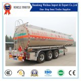 중국 제조자에서 고품질 45000L 알루미늄 연료 탱크 트레일러