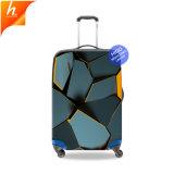 Поездки багаж чемодан защитная крышка 3D-печати геометрии