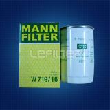 Filtro de petróleo 39907175 da margem de Ingersoll com boa permeabilidade do ar
