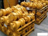 A estrutura da escavadora da máquina escavadora parte rolo inferior 24100j2446 da trilha o mais baixo