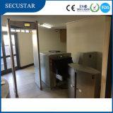 A verificação de segurança do hotel a pé através de scanner 24 zonas