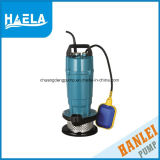 bomba de pressão submergível elétrica do motor da bomba 0.75HP