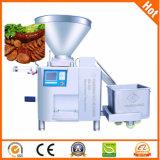 Máquina de llenado de la salchicha del vacío con el botón de ABB