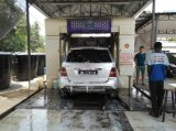 Equipamentos automáticos de lavagem de carros para túnel e lavadora de carros 2016