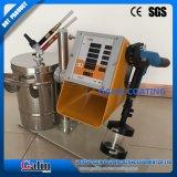 Lab/mano de pintura en polvo de recubrimiento/spray/máquina con la Mini copa en polvo para la venta