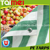 Fruit를 위한 Customizable Colour를 가진 분리된 PE Tarpaulin Fabric & Vegetable Cover & Chicken Stock Farming