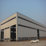 Het super Grote Luifel Verankerde Pakhuis van de Structuur van het Staal van het Frame