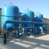 전기도금을 하는 폐수 재사용을%s 활성화된 탄소 필터