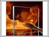 Vetro resistente al fuoco Tempered libero della prova di vetro/fuoco da 6mm-12mm