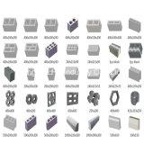 Machines van het Blok van de Baksteen van de Betonmolen van de Zigzag van het Eind van Uni van Qt4-26 de Concrete