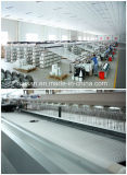 Preço competitivo de vidro e comercial de tecidos de lã de vidro de borracha de silicone