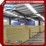 倉庫のRockwoolの端正に置かれたボードは十分に私達の厳密な倉庫の管理システムを反映する