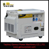 3kVA 5kVA 10kVA 5kw 10kw 100% Copper Wire/Single Phase AC220V50Hz Diesel Generator/Silent Type Diesel Engine Generator