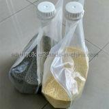PE laminado e PA grãos saco de plástico transparente com bico
