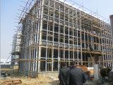 조립식 가벼운 강철 구조물 사이트 사무실 건물 (KXD-132)