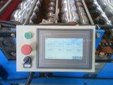 Roulis professionnel de toit de tuile d'opération de Double couche de machine de roulement de prix bas formant la machine
