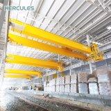 トラス天井クレーンを建てる100トン橋クレーン