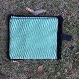 Trocken Microfiber Gymnastik-Tuch mit Ineinander greifen-Tasche schnell kundenspezifisch anfertigen