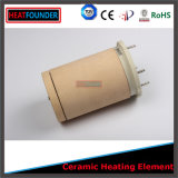 Los calentadores de resistencia eléctrica de 85 mm.