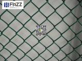 Het gegalvaniseerde Netwerk van de Draad van /Fence van het Netwerk van de Link van /Chain van het Netwerk van de Draad van het Ijzer