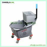 Side-Press Wheelie Mop essoreuse de volume différents pour le nettoyage