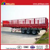 Heavy Duty remorques de camions de fret de clôture pour la vente