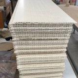 Композитный пластик строительных материалов деревянные стеновые панели для украшения для установки внутри помещений