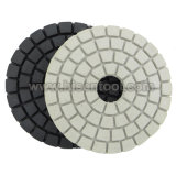 "표준 품질 4 "" Granite를 위한 Diamond Wet Polishing Pads"