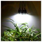 Luz Lámpara Solar de la luz solar 10W 5W solar 4W Iluminación del hogar con 3pcs de la luz solar