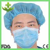 Protezione Bouffant non tessuta chirurgica a gettare dei pp