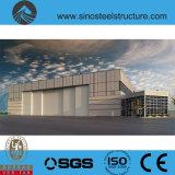 세륨 ISO BV SGS에 의하여 전 설계되는 강철 건축 창고 (TRD-080)