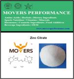 Minerale di vendita caldo della griglia dell'alimento: Citrato dello zinco