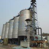 Горячий оцинкованной стали для хранения зерна в бункере в Китае