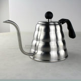 1,2 л за за чашечкой кофе капля котел, чайник для приготовления кофе из нержавеющей стали