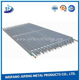 Aluminum Profiles Radiator for LCD TV To control